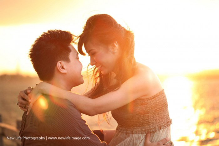 foto prewedding ancol herry 2