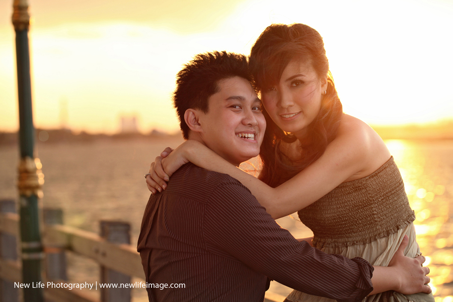 foto prewedding ancol herry 3