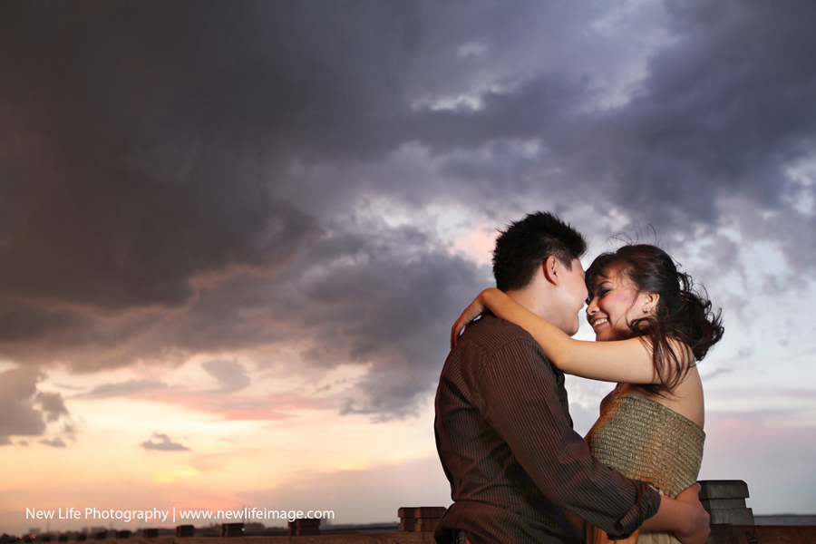 foto prewedding ancol herry 4