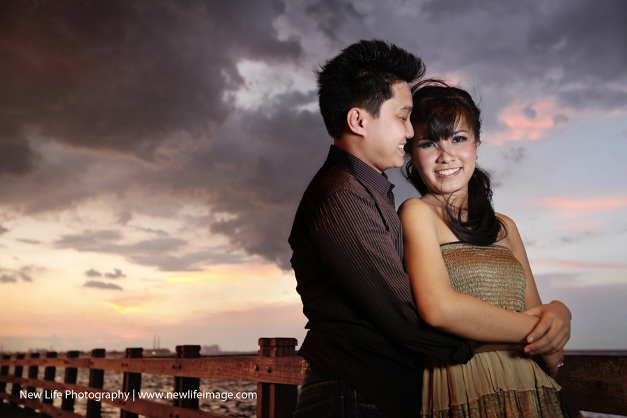 foto prewedding ancol herry 5