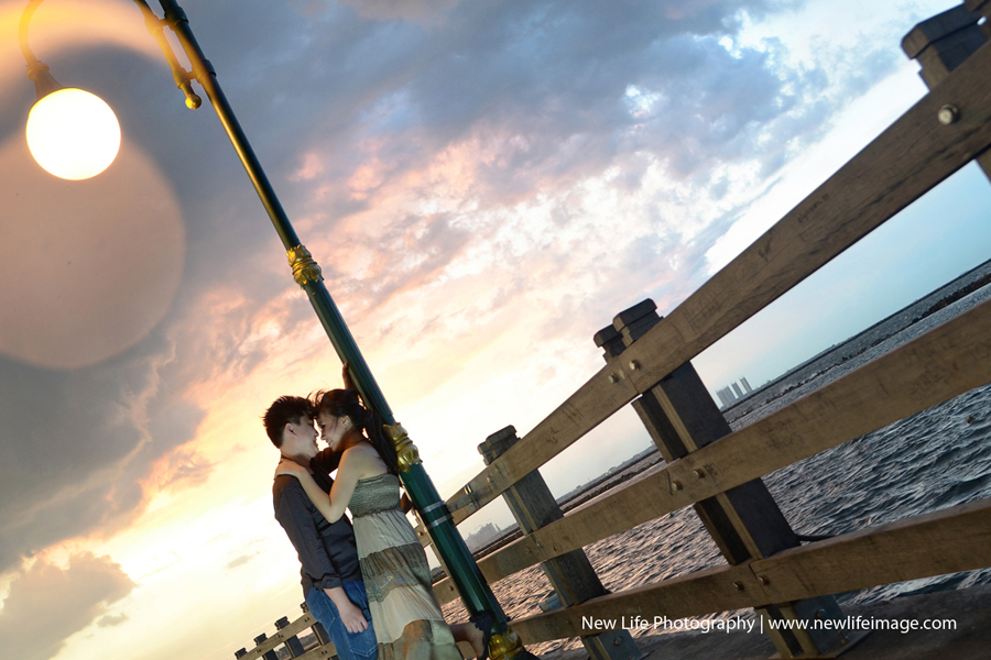foto prewedding ancol herry 6