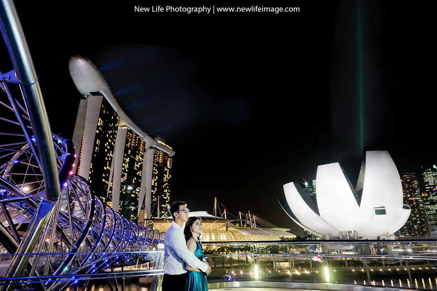Singapore Prewedding Willy Maria 1