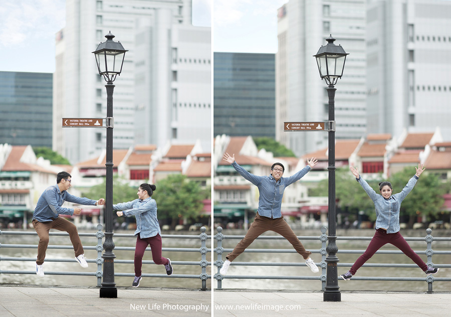 Singapore Prewedding Willy Maria 11
