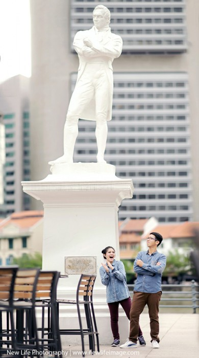 Singapore Prewedding Willy Maria 12