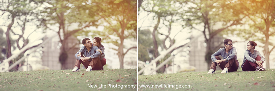 Singapore Prewedding Willy Maria 13