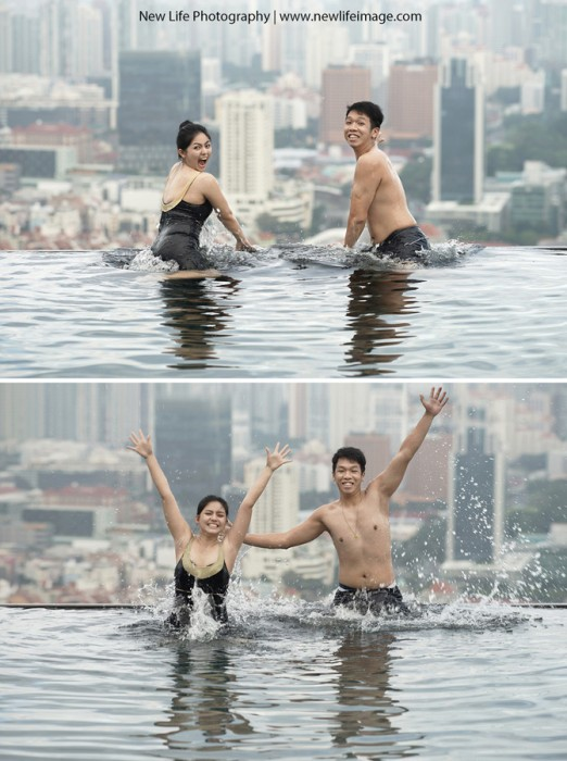 Singapore Prewedding Willy Maria 17