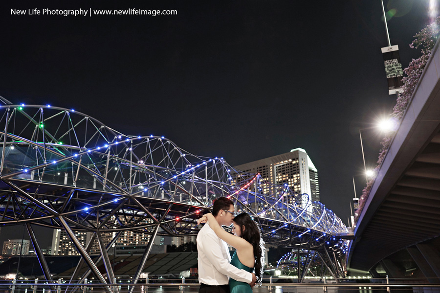 Singapore Prewedding Willy Maria 2