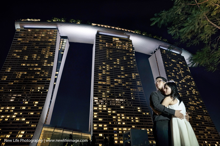 Singapore Prewedding Willy Maria 3