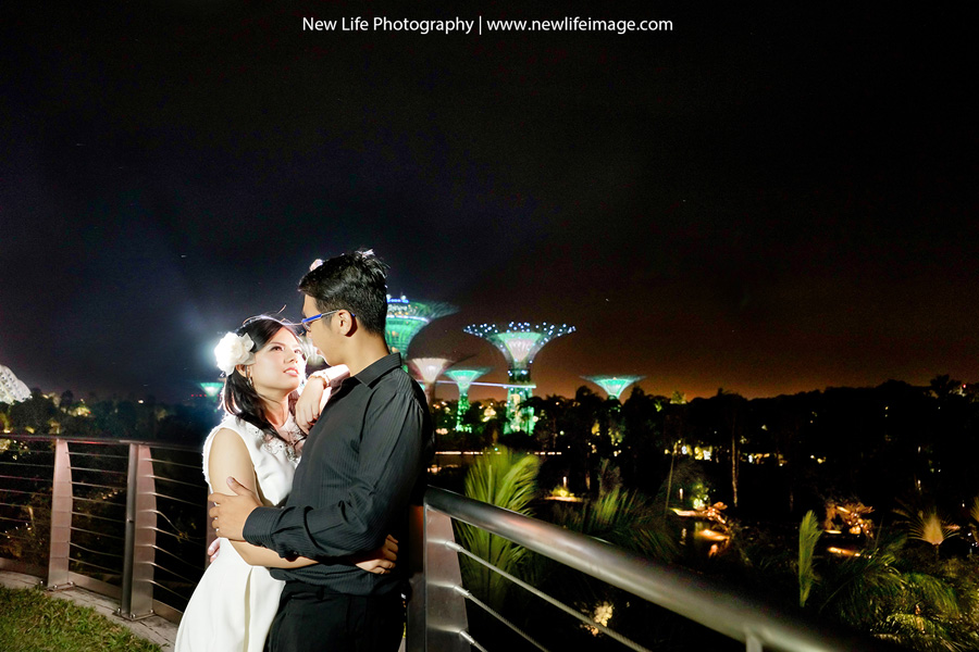 Singapore Prewedding Willy Maria 4