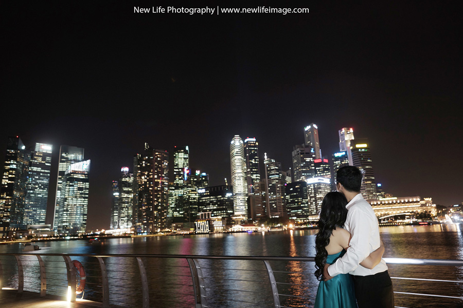 Singapore Prewedding Willy Maria 5