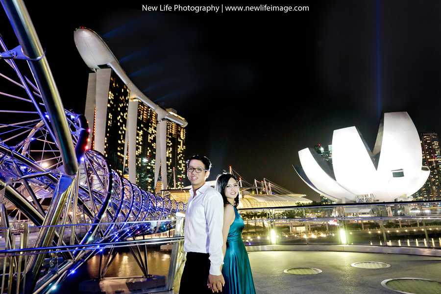 Singapore Prewedding Willy Maria 6