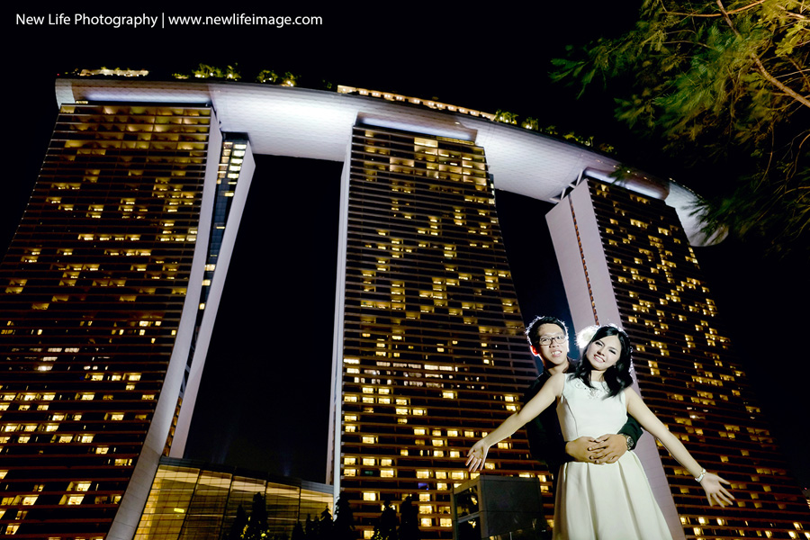 Singapore Prewedding Willy Maria 7