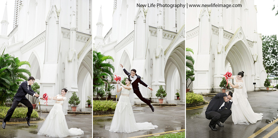 Singapore Prewedding Willy Maria 8