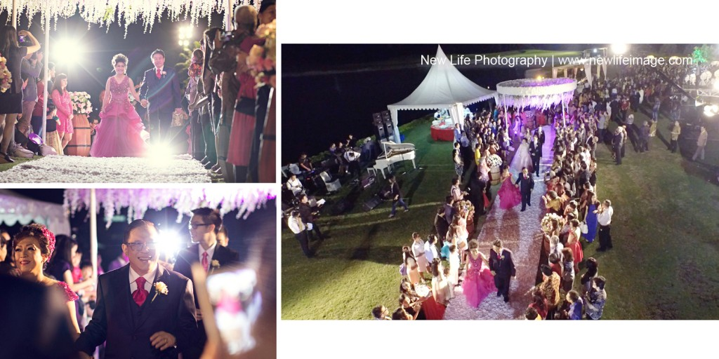 outdoor wedding DAMAI INDAH GOLF (31)