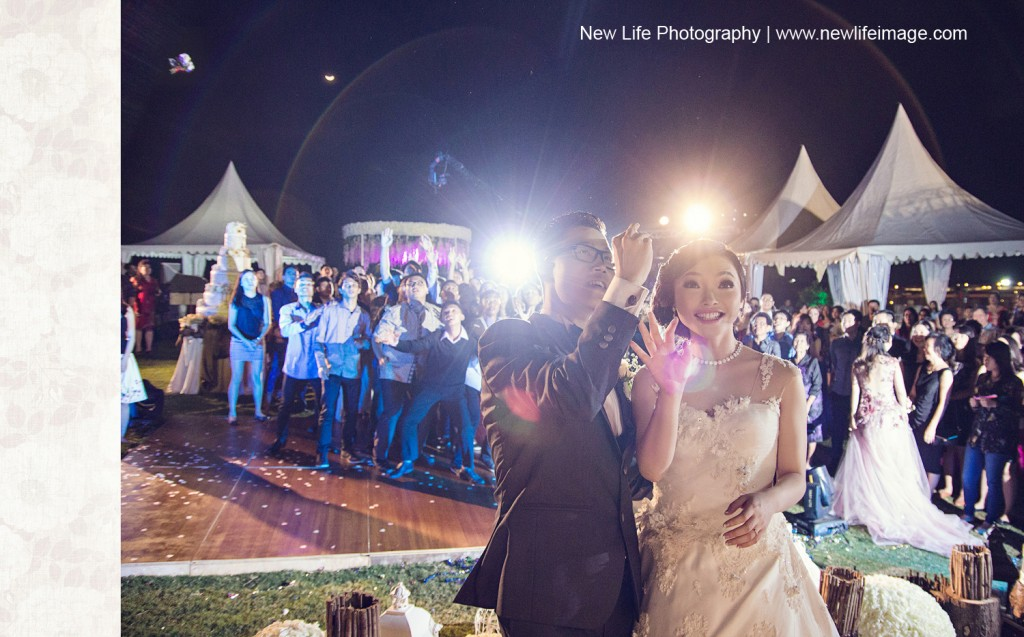 outdoor wedding DAMAI INDAH GOLF (38)